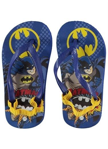 Batman Batman Erkek Çocuk Terlik 25-30 Numara Saks Mavisi Batman Erkek Çocuk Terlik 25-30 Numara Saks Mavisi Renkli